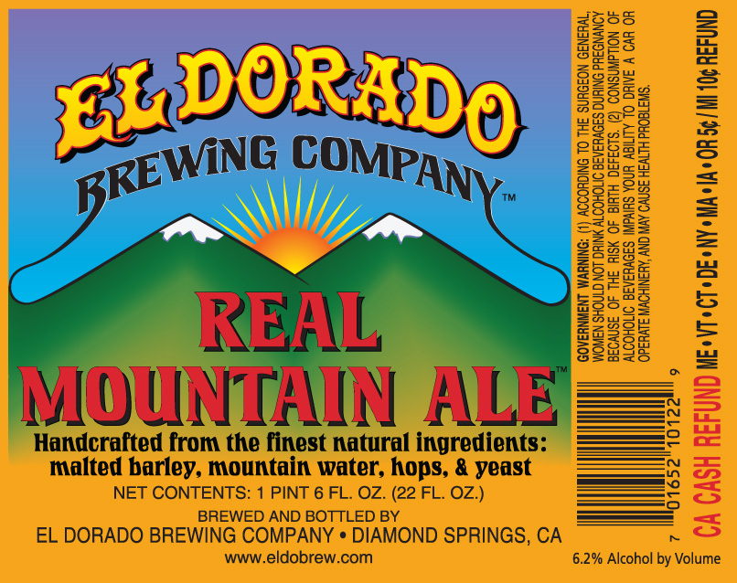 Real Mountain Ale