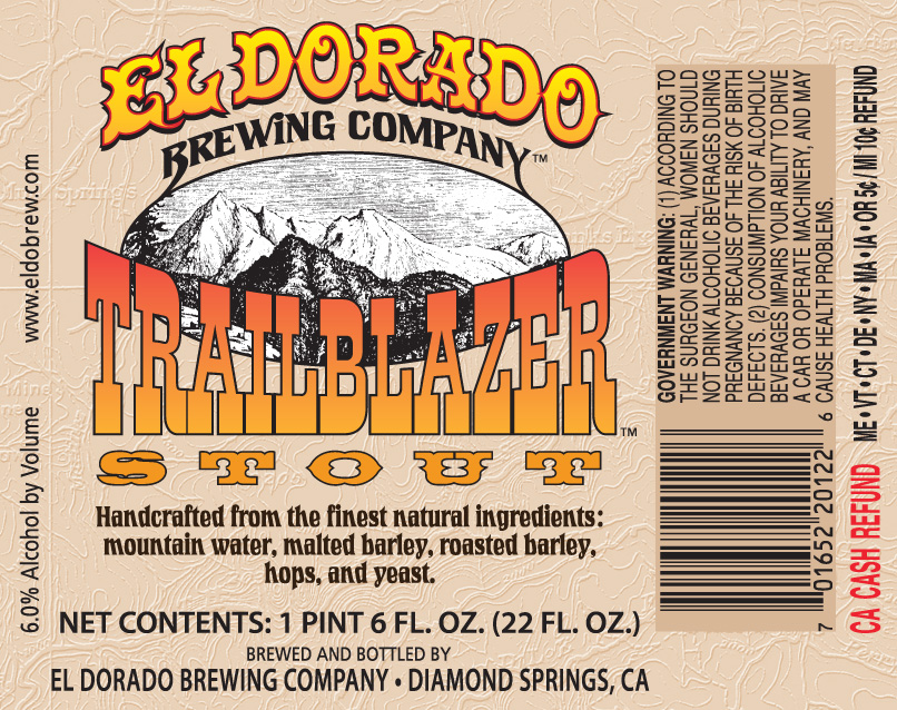 Trailblazer Stout